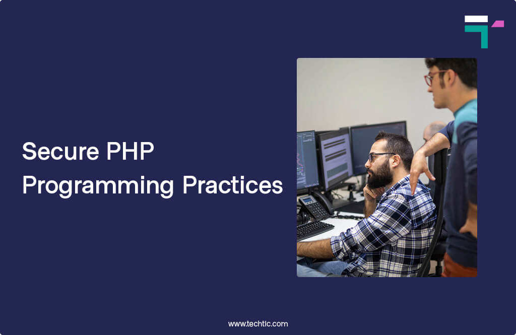 Secure PHP Programming Practices