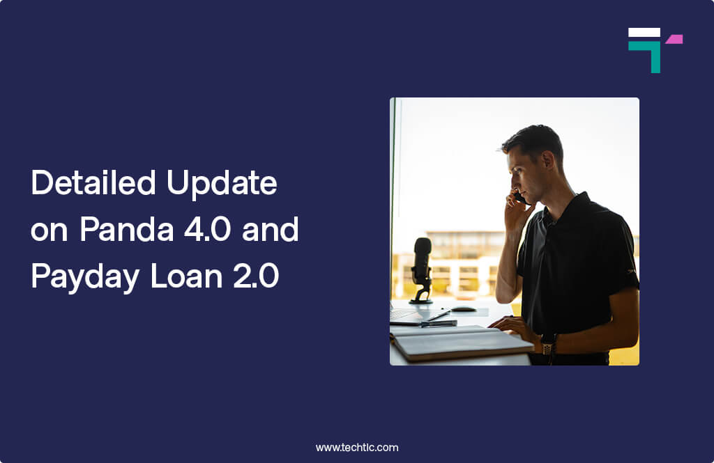 Detailed Update on Panda 4.0 and Payday Loan 2.0