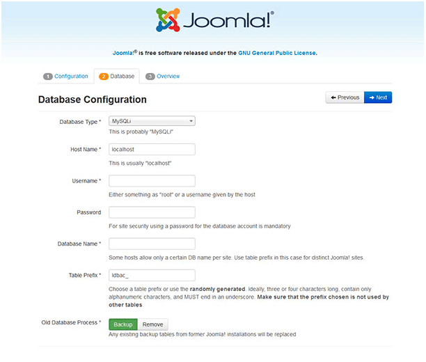 Joomla Template Conversion