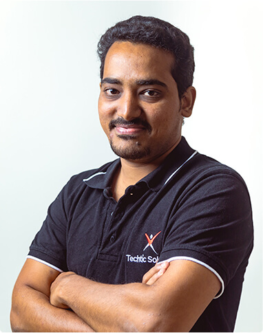 Shreyansh Shah - Head of Mobile Apps Department