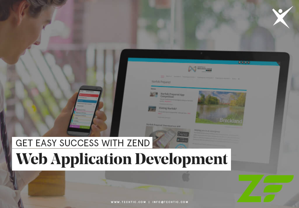 Get Easy Success with Zend Web Application Development