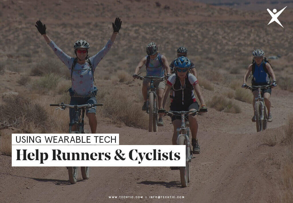 Using Wearable Tech to Help Runners & Cyclists