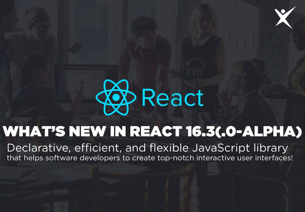 What's new in react 16.3 alpha?