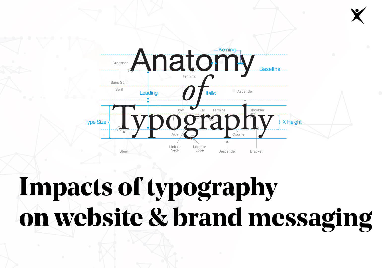 Impacts of Typography on Website and Brand Messaging
