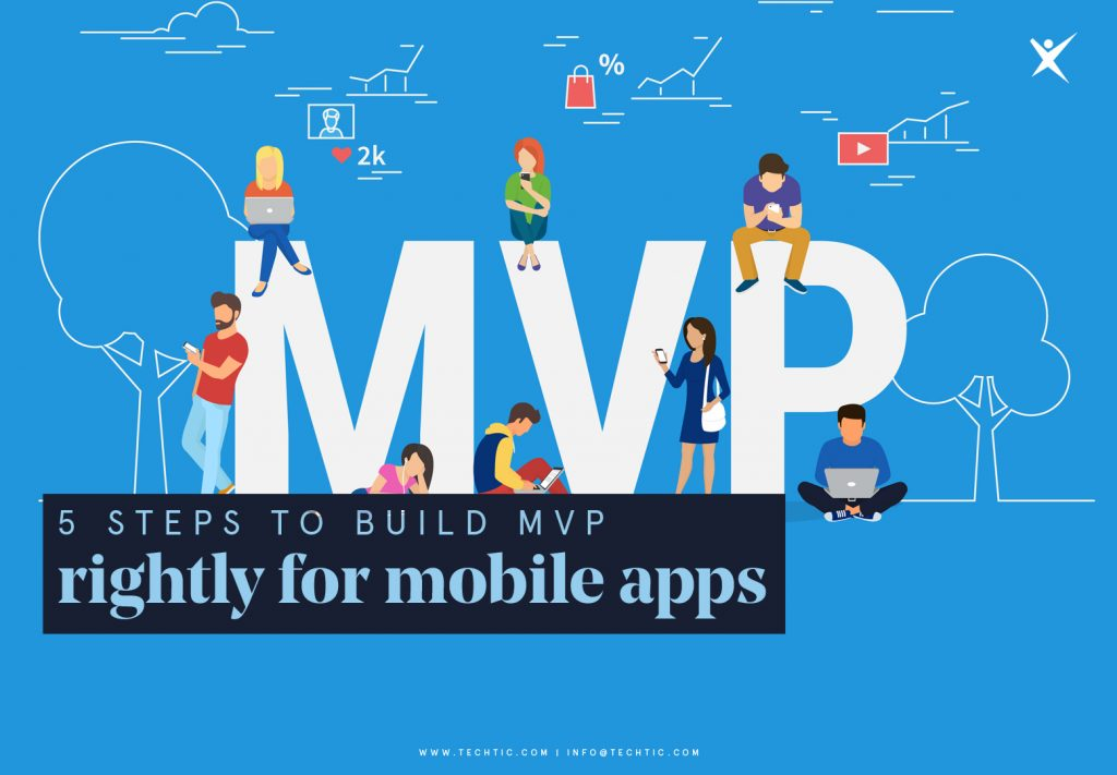 5 Steps to Build MVP Rightly for Mobile Apps