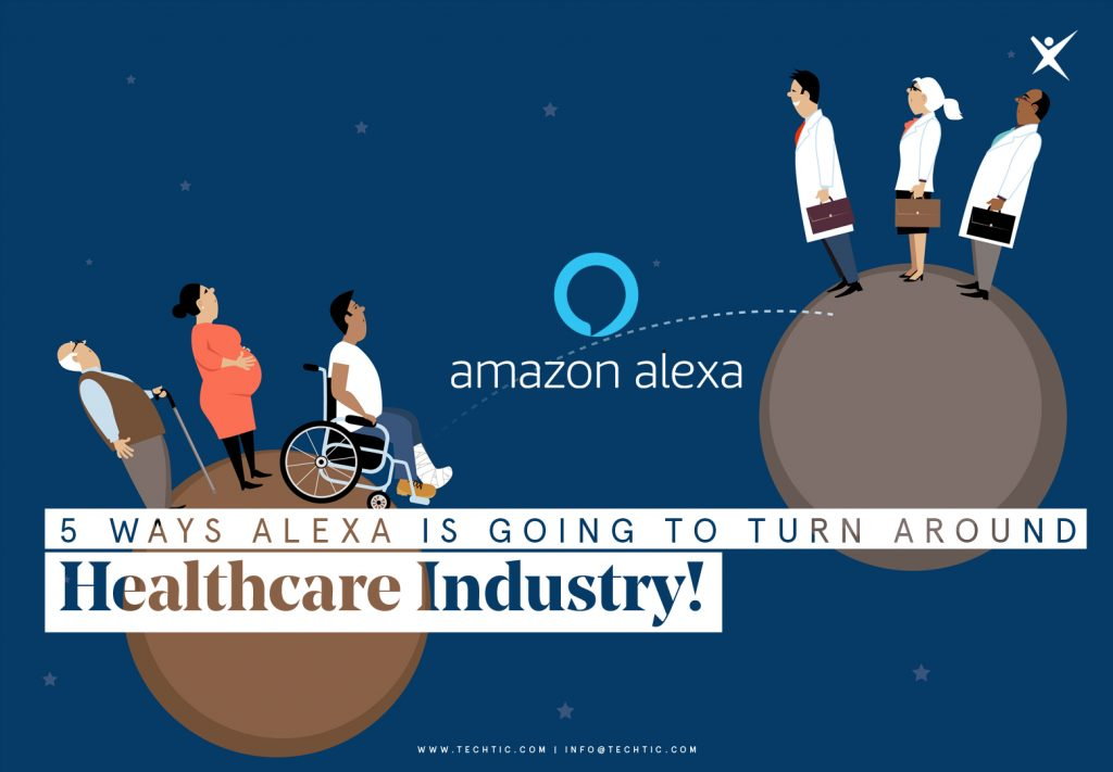 5 Ways Alexa Is Going To Turn Around Healthcare Industry