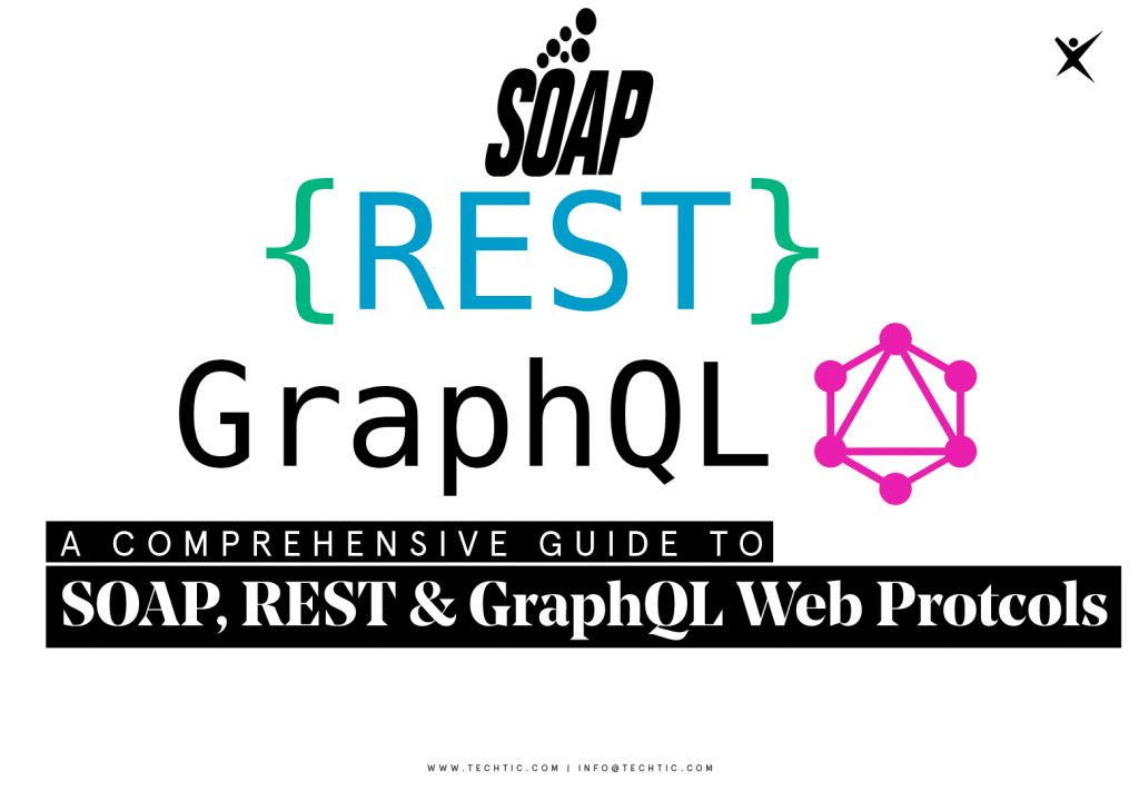 A Comprehensive Guide to SOAP, REST & GraphQL Web Protocols