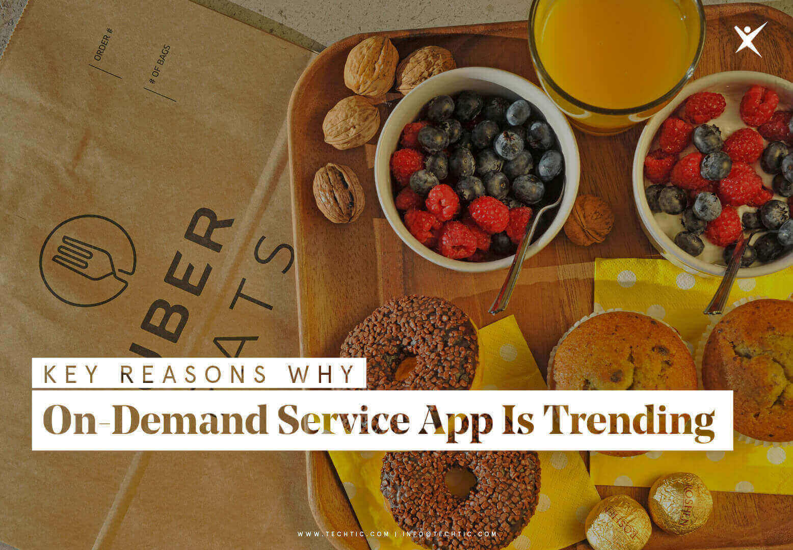 Key Reasons Why On-demand Service App Is Trending