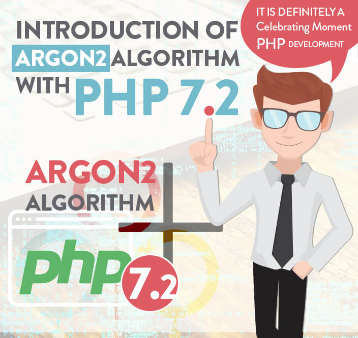 Introduction of Argon2 Algorithm with PHP 7.2