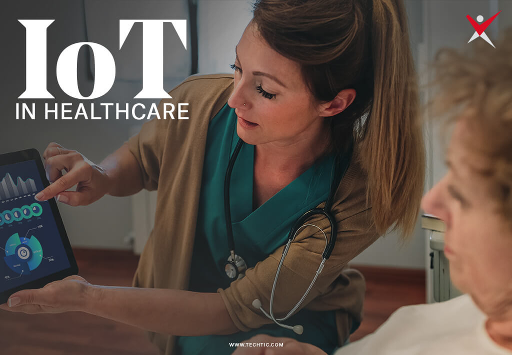 IoT App Development In Healthcare