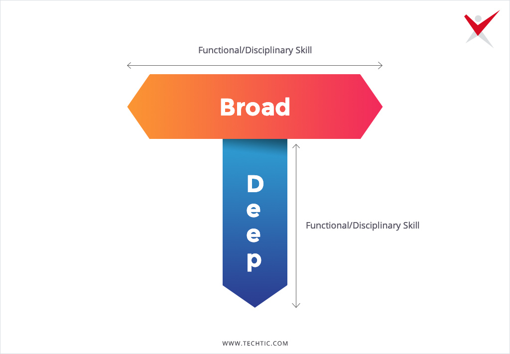 broad and deep full stack developers skills