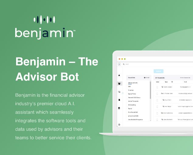 Benjamin - FinTech The Advisor Bot
