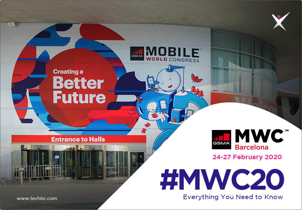 Mobile World Congress 2020 Conference #MWC20