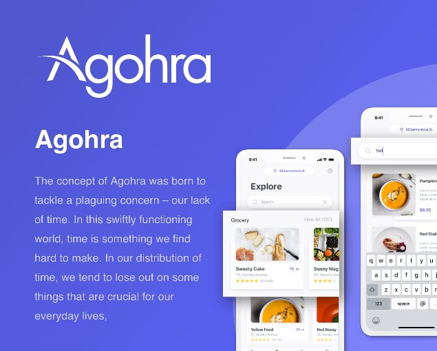 Aghora - On-Demand Delivery Application