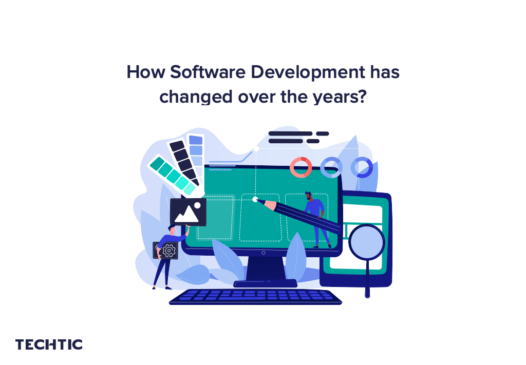 6 Software Development Trends Witnessed by Developers