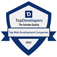 Top Web Developer Company by TopDeveloper