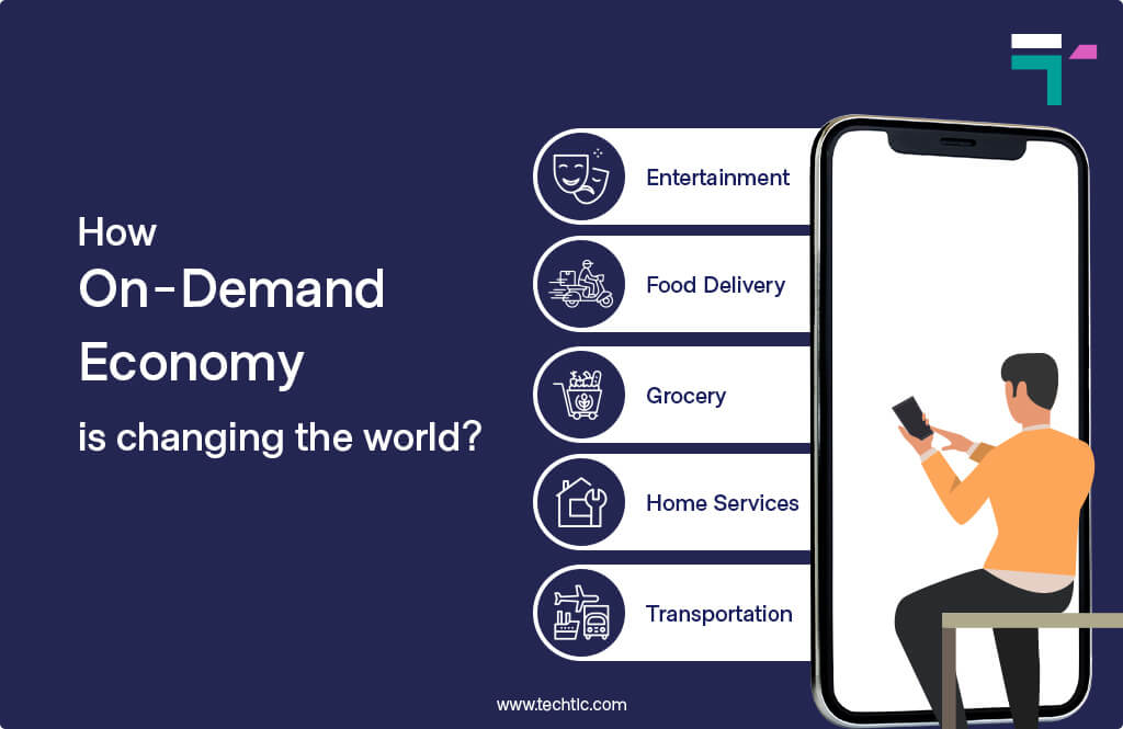 How On-demand economy is changing the world?