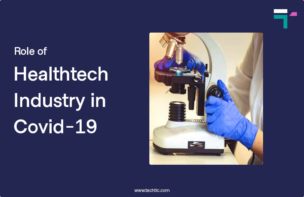 Role of Healthtech Industry in Covid-19 Pandemic