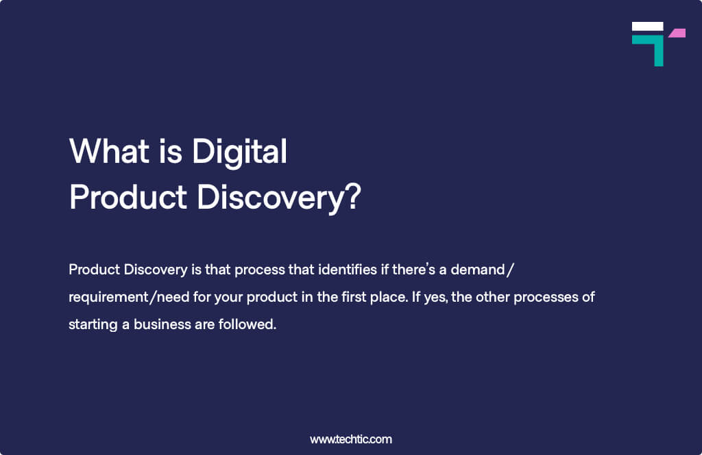 What is Digital Product Discovery?