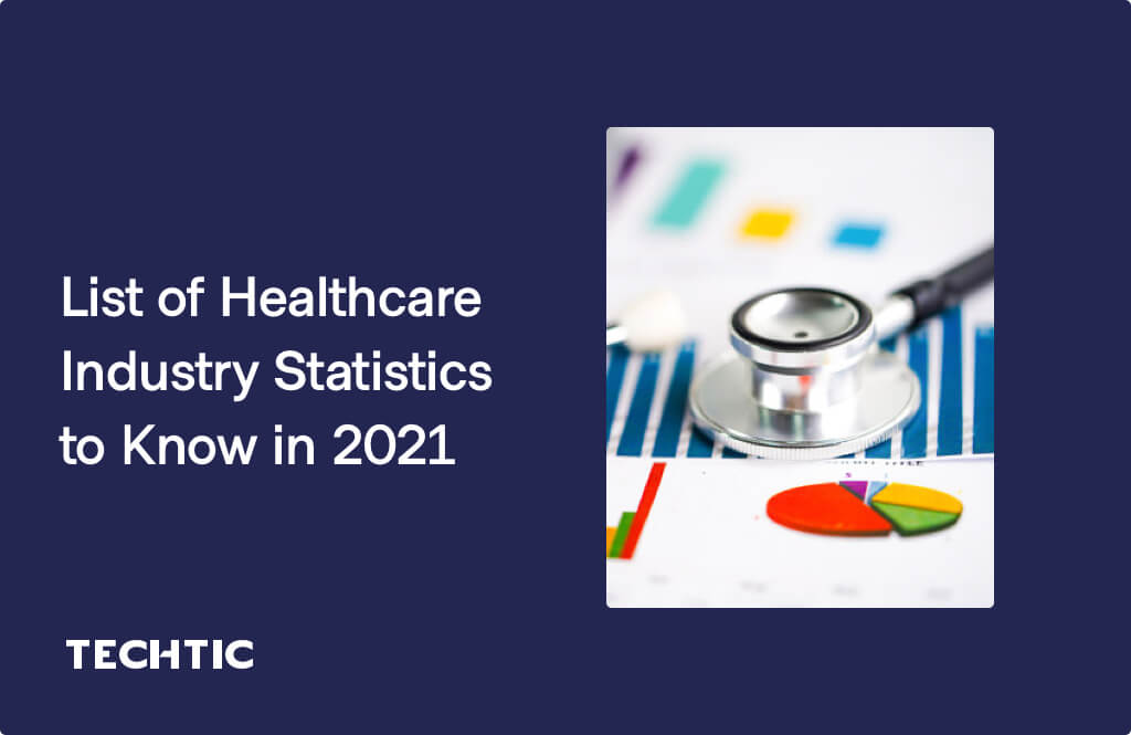 List of Healthcare Industry Statistics to Know in 2021