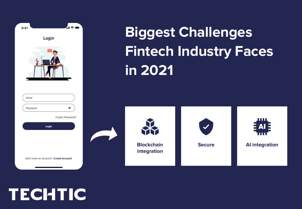 Fintech industry challenges