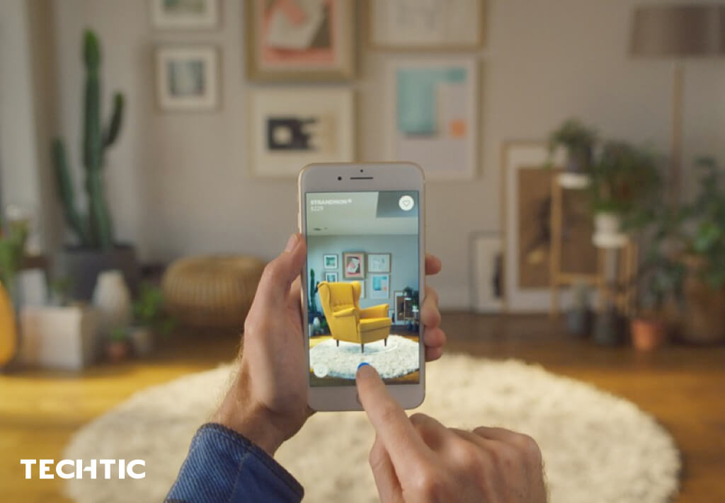 Augmented Reality Application by IKEA