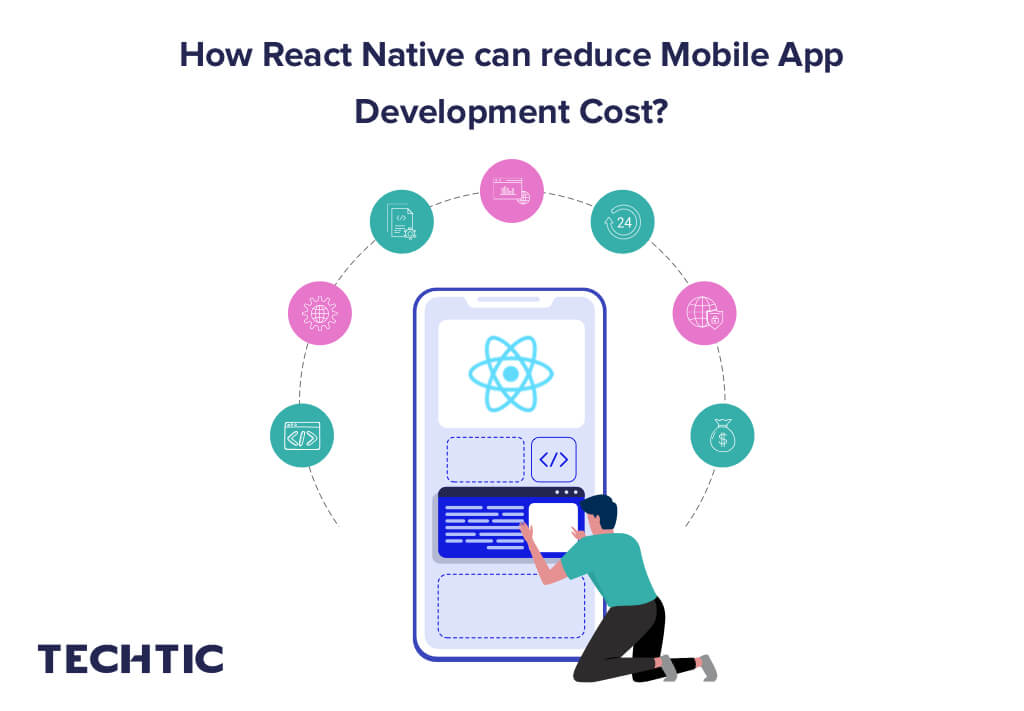How React Native Can Reduce Mobile App Development Cost?