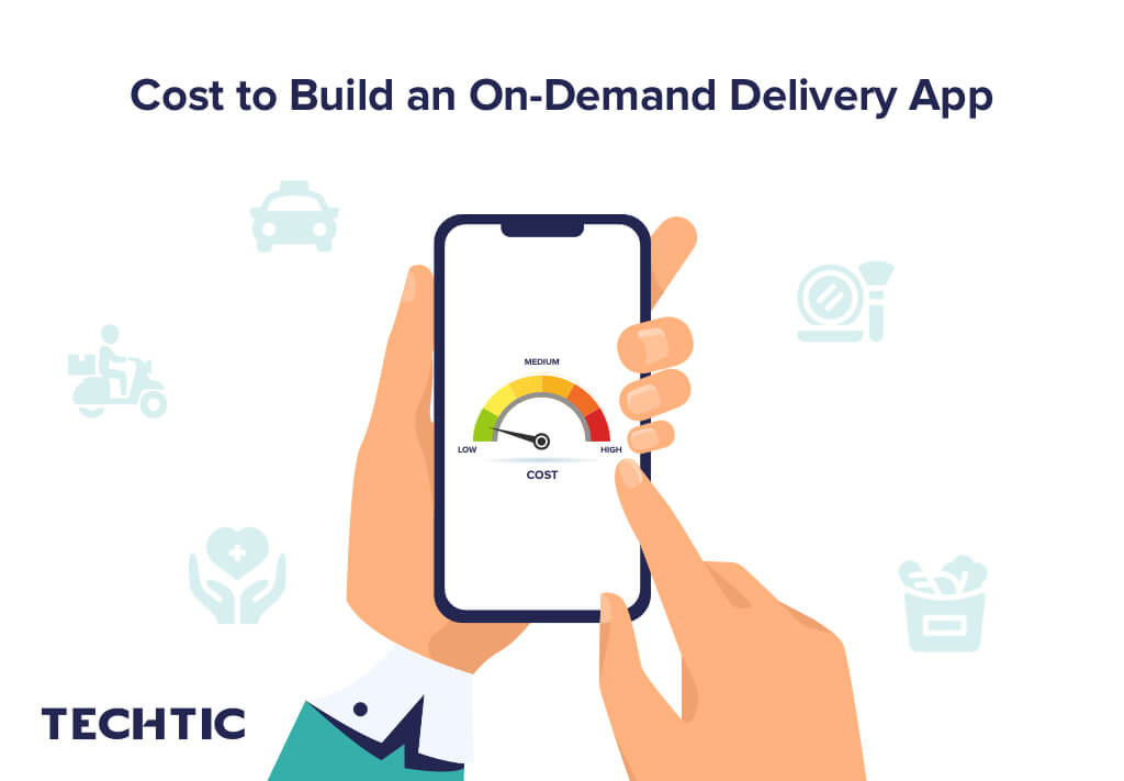 Cost to Build an On-Demand App